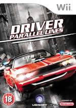 Hra pre Nintendo Wii Driver 4: Parallel Lines