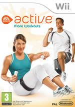 Hra pre Nintendo Wii EA Sports Active: More Workouts