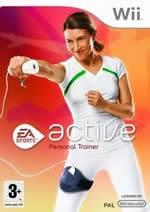 Hra pre Nintendo Wii EA Sports Active - BAZ�R
