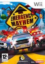 Hra pre Nintendo Wii Emergency Mayhem