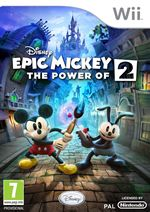 Hra pre Nintendo Wii Epic Mickey 2: The Power of Two