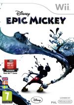 Hra pre Nintendo Wii Epic Mickey (norská verzia)