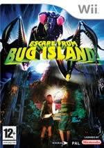 Hra pre Nintendo Wii Escape from Bug Island