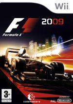 Hra pre Nintendo Wii F1 2009