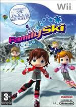 Hra pre Nintendo Wii Family Ski