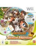 Hra pre Nintendo Wii Family trainer: Treasure Adventure + podložka