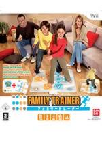 Hra pre Nintendo Wii Family trainer + podložka