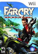 Hra pre Nintendo Wii Far Cry: Vengeance