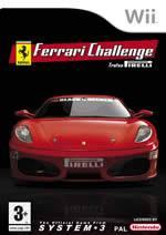 Hra pre Nintendo Wii Ferrari Challenge Pirelli Maranello