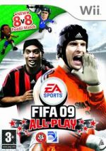Hra pre Nintendo Wii FIFA 09 All-Play
