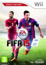 Hra pre Nintendo Wii FIFA 15 (Legacy edition)