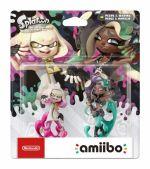 Príslušenstvo pre Nintendo WiiU Figúrka Amiibo Splatoon 2 - Off the Hook set