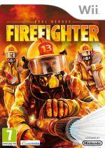 Hra pre Nintendo Wii FireFighter