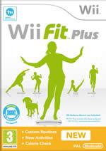 Hra pre Nintendo Wii Wii Fit Plus