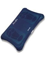 Príslušenstvo pre Nintendo Wii Fitness First - silikónový kryt pre Wii Balance board (modrý)