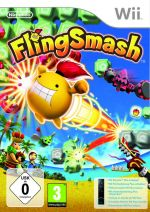 Pr�slu�enstvo pre Nintendo Wii Wii dia�kov� ovl�da� so zabudovan�m Motion Plus (�ierny) + hra FlingSmash