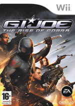 Hra pre Nintendo Wii G.I. Joe: The Rise of Cobra