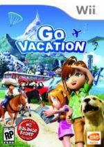 Hra pre Nintendo Wii Go Vacation