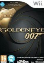 Hra pre Nintendo Wii GoldenEye 007 + Wii klasický ovládač Pro (zlatý)