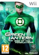Hra pre Nintendo Wii Green Lantern: Rise of the Manhunters