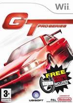 Hra pre Nintendo Wii GT Pro Series + volant