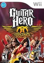 Hra pre Nintendo Wii Guitar Hero: Aerosmith