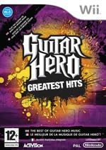Hra pre Nintendo Wii Guitar Hero Greatest Hits