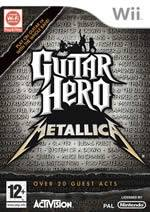 Hra pre Nintendo Wii Guitar Hero: Metallica