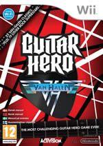 Hra pre Nintendo Wii Guitar Hero: Van Halen