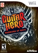 Hra pre Nintendo Wii Guitar Hero: Warriors of Rock