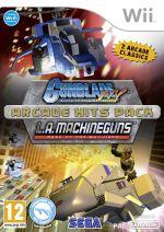 Hra pre Nintendo Wii Gunblade NY & LA Machineguns (Double Pack)