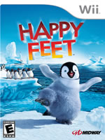 Hra pre Nintendo Wii Happy Feet