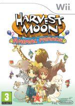Hra pre Nintendo Wii Harvest Moon: Animal Parade