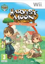 Hra pre Nintendo Wii Harvest Moon: Tree of Tranquility