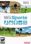 Konzole Nintendo Wii Black Sports Resort