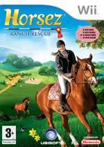Hra pre Nintendo Wii Horsez: Ranch Rescue