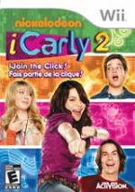 Hra pre Nintendo Wii iCarly 2: iJoin the Click!