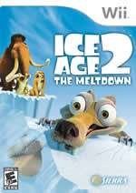 Hra pre Nintendo Wii Ice Age 2 The Meltdown