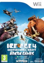 Hra pre Nintendo Wii Ice Age 4: Continental Drift - Arctic Games