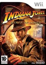 Hra pre Nintendo Wii Indiana Jones: The Staff of Kings