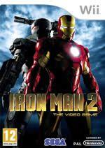 Hra pre Nintendo Wii Iron Man 2
