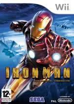 Hra pre Nintendo Wii Iron Man