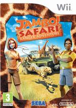 Hra pre Nintendo Wii Jambo Safari
