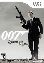 Hra pre Nintendo Wii James Bond: Quantum of Solace