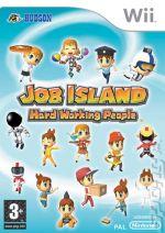 Hra pre Nintendo Wii Job Island: Hard Working People