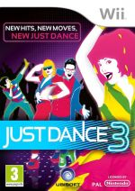 Hra pre Nintendo Wii Just Dance 3