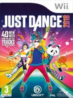Hra pro Nintendo Wii Just Dance 2018