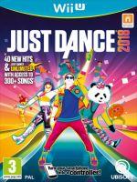 Hra pro Nintendo WiiU Just Dance 2018