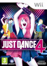Hra pro Nintendo Wii Just Dance 4