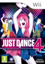 Hra pre Nintendo Wii Just Dance 4